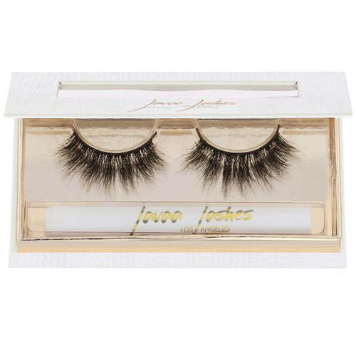 Lavaa Lashes, Angelic, 3D Mink False Eyelashes, 1 Pair Review
