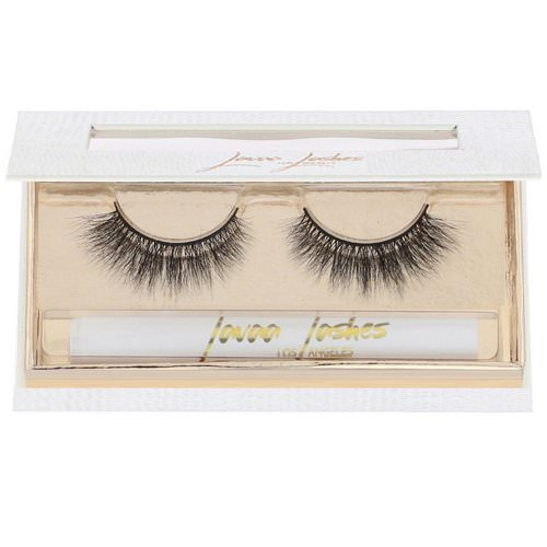 Lavaa Lashes, Sweetheart, 3D Mink False Eyelashes, 1 Pair Review