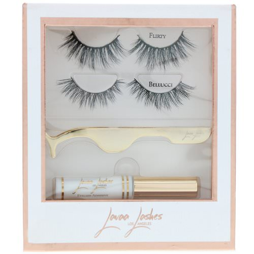 Lavaa Lashes, The Perfect Set, 1 Set Review
