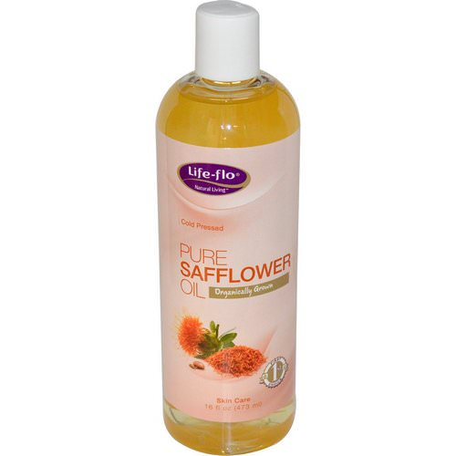 Life-flo, Pure Safflower Oil, Skin Care, 16 fl oz (473 ml) Review
