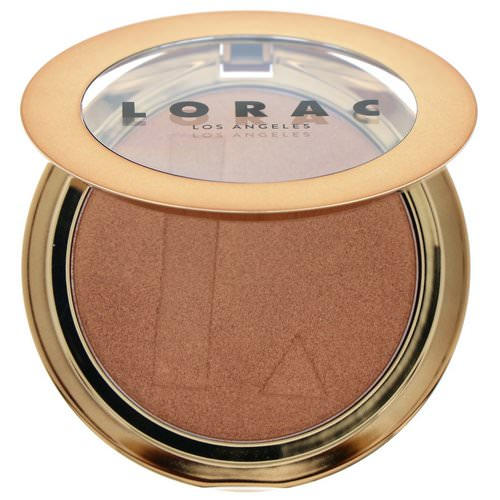 Lorac, Tantalizer, Buildable Bronzing Powder, Golden Girl, 0.29 oz (8.5 g) Review