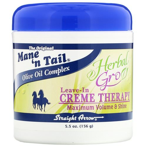 Mane 'n Tail, Herbal Gro, Leave-In Creme Therapy, 5.5 oz (156 g) Review