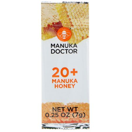 Miel De Manuka, Productos De Abeja Manuka Doctor Manuka Honey Supplements