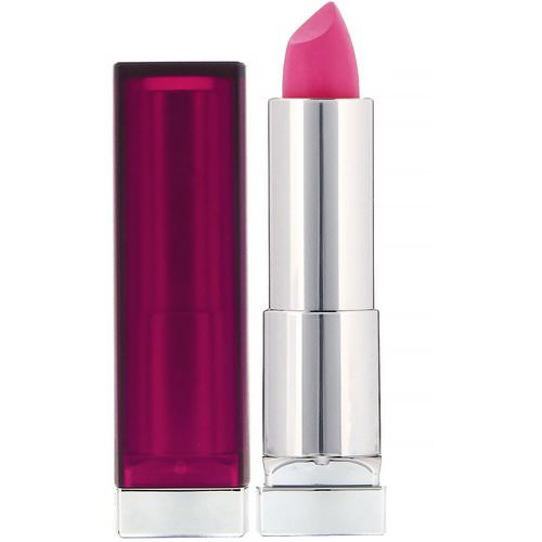 Maybelline, Color Sensational, Creamy Matte Lipstick, 670 Ravishing Rose, 0.15 oz (4.2 g) Review