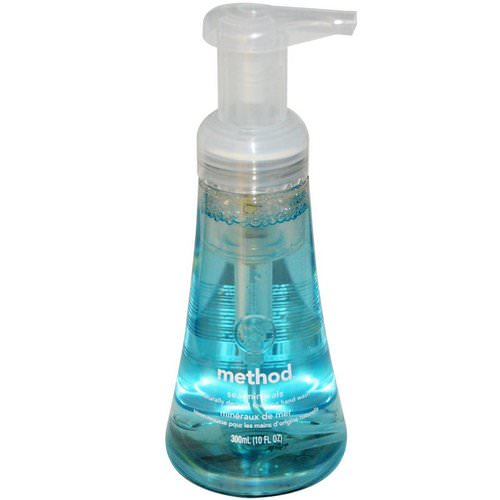 Method, Foaming Hand Wash, Sea Minerals, 10 fl oz (300 ml) Review