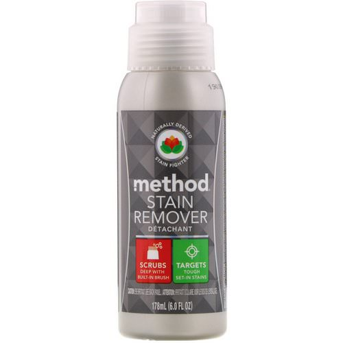 Method, Stain Remover, 6 fl oz (178 ml) Review