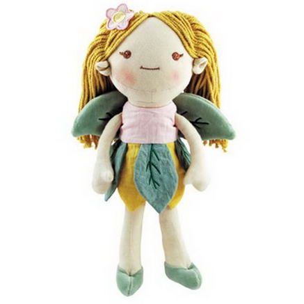 Greenpoint Brands, My Natural, Good Earth Fairies, Blonde, 1 Doll