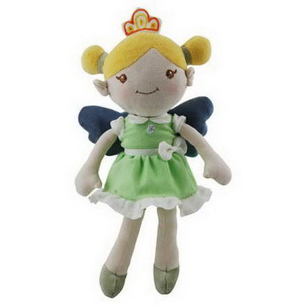 Greenpoint Brands, My Natural, Good Earth Fairies, Blonde Princess, 1 Doll