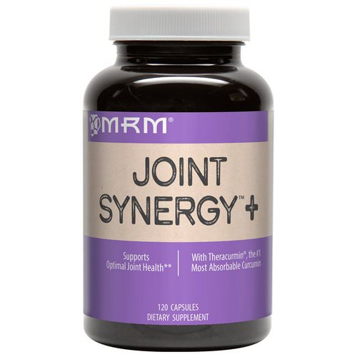 MRM, Joint Synergy +, 120 Capsules Review