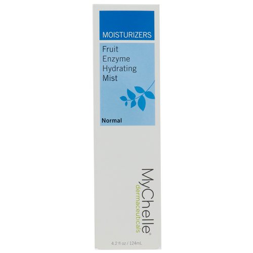 MyChelle Dermaceuticals, Fruit Enzyme Hydrating Mist, Normal, 4.2 fl oz (124 ml) Review