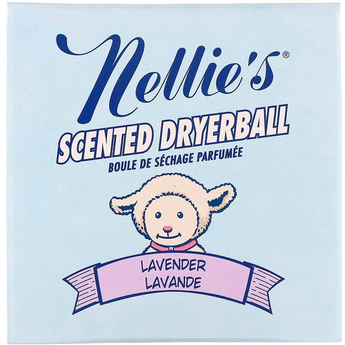 Nellie's, Scented Dryerball, Lavender, 1 Dryerball Review