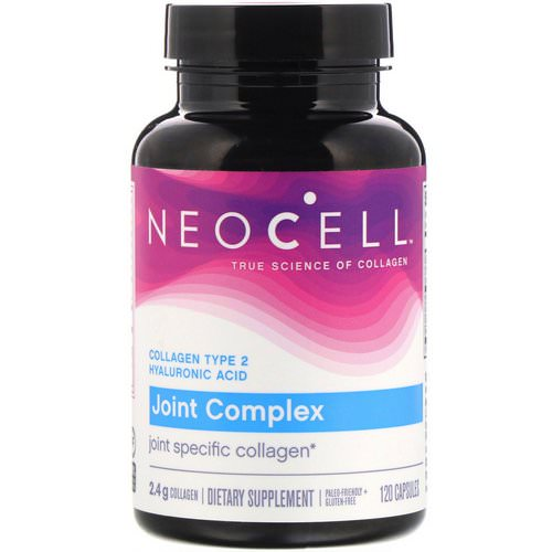 Neocell, Collagen Type 2 Joint Complex, 120 Capsules Review