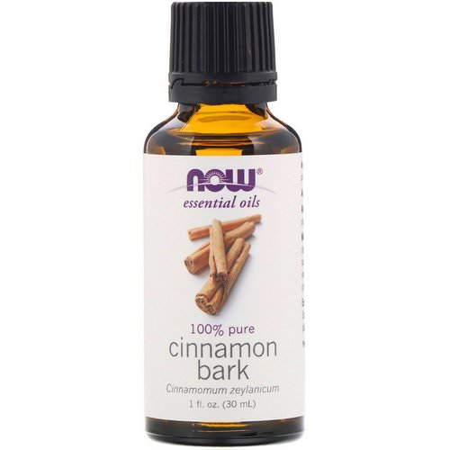 Now Foods, Essential Oils, Cinnamon Bark, 1 fl oz (30 ml) Review