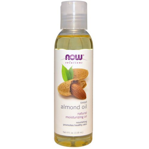Now Foods, Solutions, Sweet Almond Oil, 4 fl oz (118 ml) Review