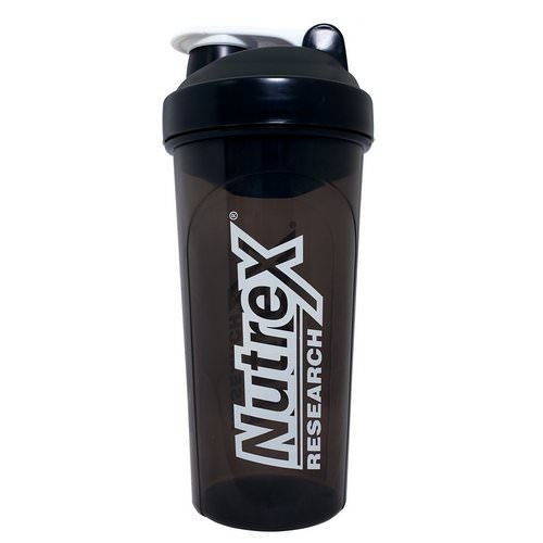 Nutrex Research, Shaker Cup, Black & White, 30 oz Review