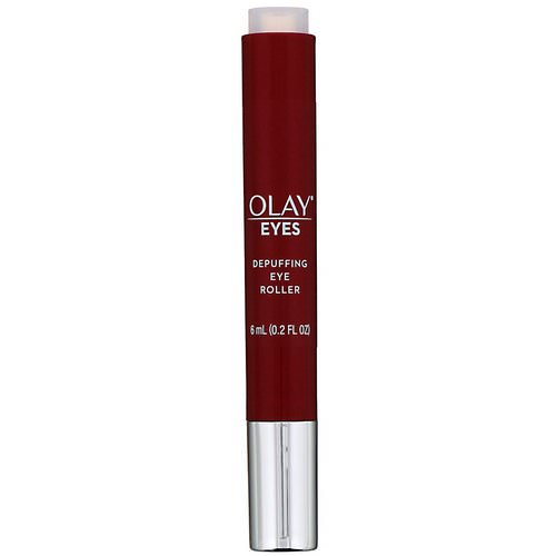 Olay, Eyes, Depuffing Eye Roller, 0.2 fl oz (6 ml) Review