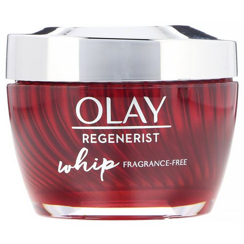 Olay, Regenerist Whip, Active Moisturizer, Fragrance-Free, 1.7 oz (48 g) Review