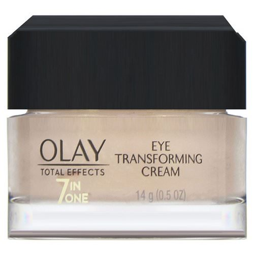 Olay, Total Effects, 7-in-One Eye Transforming Cream, 0.5 oz (14 g) Review