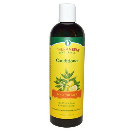 Organix South, TheraNeem Naturals, Scalp Therape, Conditioner, 12 fl oz (360 ml) Review