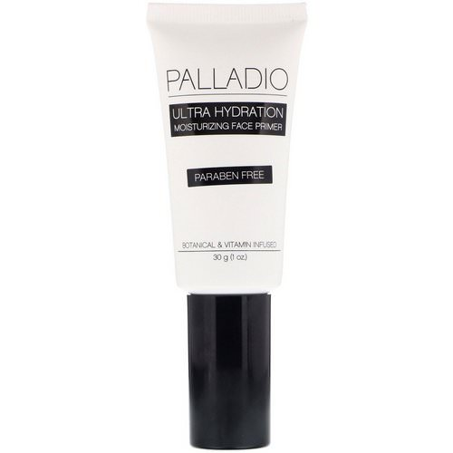 Palladio, Ultra Hydration, Moisturizing Face Primer, 1 oz (30 g) Review