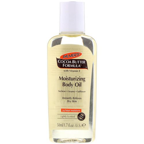 Palmer's, Cocoa Butter Formula, Moisturizing Body Oil With Vitamin E, 1.7 oz (50 ml) Review
