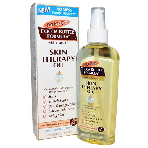 Palmer's, Cocoa Butter Formula, Skin Therapy Oil, 5.1 fl oz (150 ml) Review