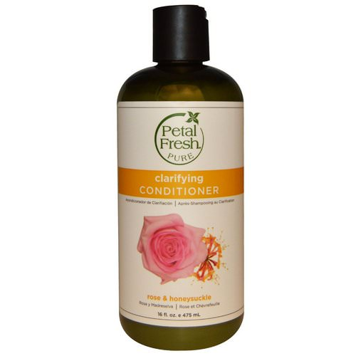 Petal Fresh, Pure, Softening Conditioner, Rose & Honeysuckle, 16 fl oz (475 ml) Review