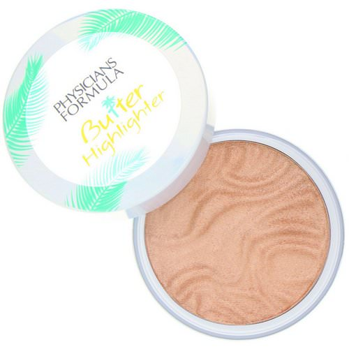 Physicians Formula, Butter Highlighter, Cream to Powder Highlighter, Rose Gold, 0.17 oz (5 g) Review