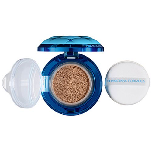 Physicians Formula, Mineral Wear, Cushion Foundation, SPF 50, Light, 0.47 fl oz (14 ml) Review