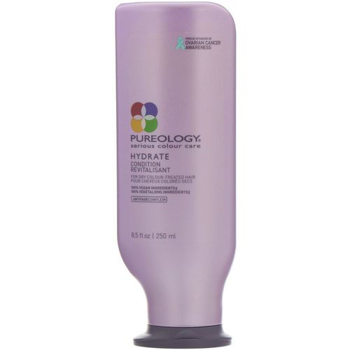 Pureology, Serious Colour Care, Hydrate Condition, 8.5 fl oz (250 ml) Review