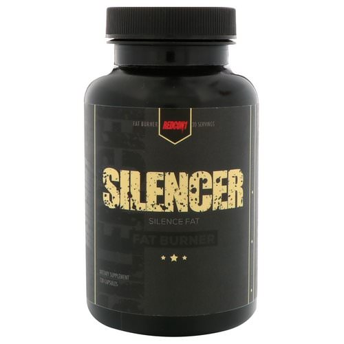 Redcon1, Silencer, 120 Capsules Review