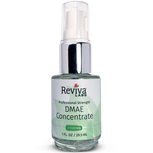 Reviva Labs, DMAE Concentrate, 1 fl oz (29.5 ml) Review
