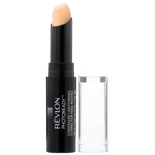 Revlon, PhotoReady, Concealer, 002 Light, 0.11 oz (3.2 g) Review