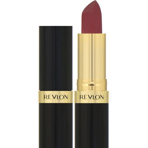 Revlon, Super Lustrous, Lipstick, Creme, 130 Rose Velvet, 0.15 oz (4.2 g) Review