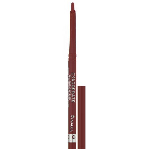 Rimmel London, Exaggerate Full Color Lip Liner, 057 Ravish, .008 oz (.25 g) Review
