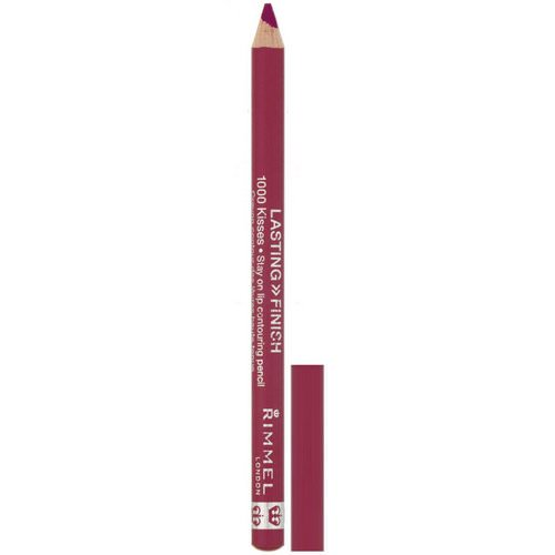 Rimmel London, Lasting Finish, 1000 Kisses Stay On Lip Contouring Pencil, 004 Indian Pink, .04 oz (1.2 g) Review