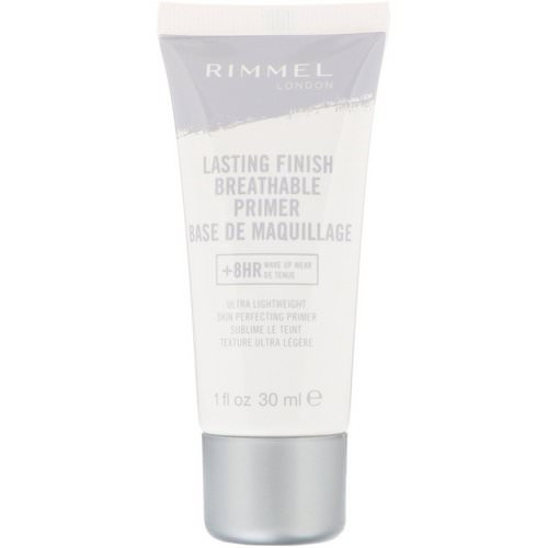 Rimmel London, Lasting Finish Breathable Primer, 1 fl oz (30 ml) Review