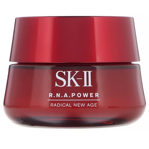SK-II, R.N.A. Power, Radical New Age Cream, 2.7 fl oz (80 ml) Review