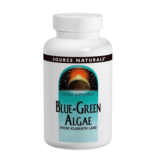 Source Naturals, Blue-Green Algae, 200 Tablets Review