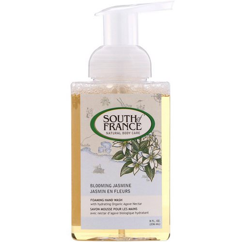 South of France, Foaming Hand Wash, Blooming Jasmine, 8 fl oz (236 ml) Review
