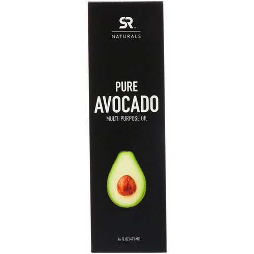 Sports Research, Pure Avocado Multi-Purpose Oil, 16 fl oz (473 ml) Review