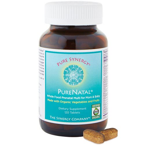 The Synergy Company, PureNatal, 120 Tablets Review