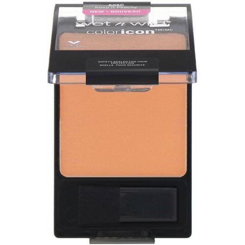 Wet n Wild, Color Icon Blush, Keep It Peachy, 0.2 oz (5.85 g) Review