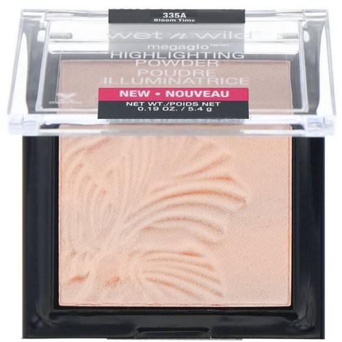 Wet n Wild, MegaGlo Highlighting Powder, Bloom Time, 0.19 oz (5.4 g) Review