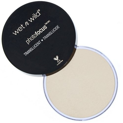 Wet n Wild, PhotoFocus Loose Setting Powder, Translucent, 0.70 oz (20 g) Review