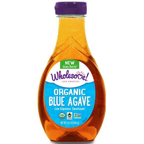 Wholesome, Organic Blue Agave, 1.46 lbs (666 g) Review