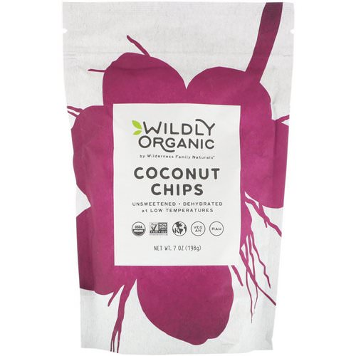 Wildly Organic, Coconut Chips, 7 oz (198 g) Review