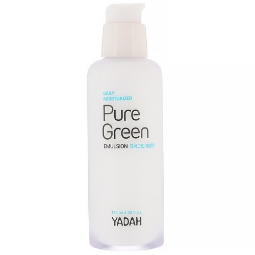 Yadah, Pure Green Emulsion, 4.05 fl oz (120 ml) Review