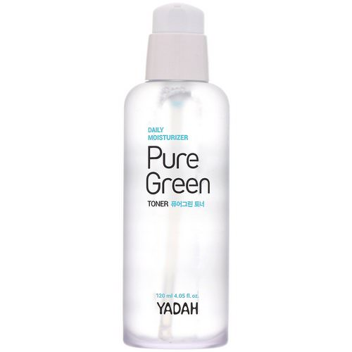 Yadah, Pure Green Toner, 4.05 fl oz (120 ml) Review