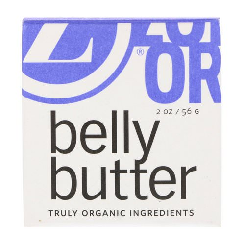 Zoe Organics, Belly Butter, 2 oz (56 g) Review